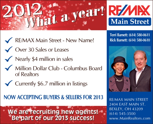 Realtor print ad by J-Squared