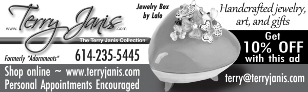 Jewelry store print ad by J-Squared