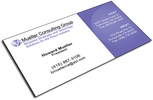 Business cards by J-Squared