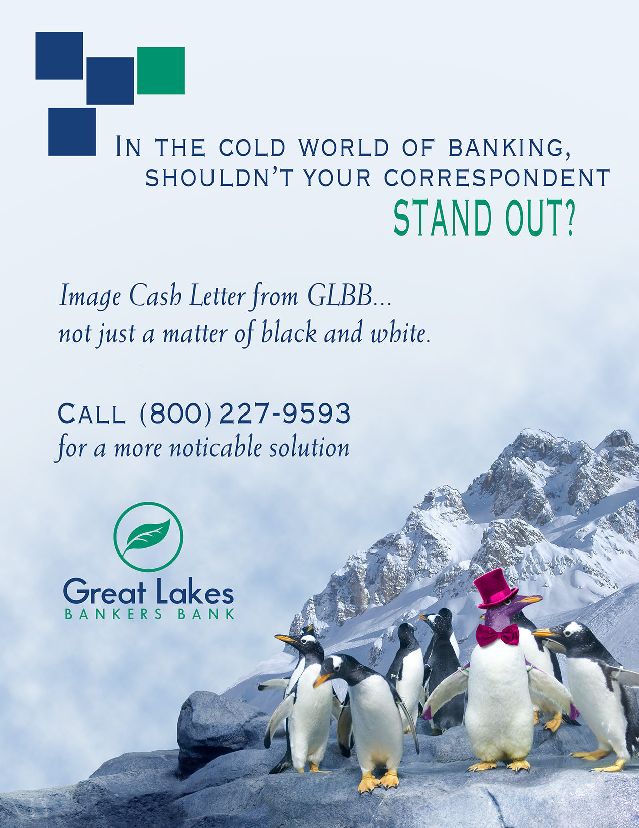 Bank print ad #2 by J-Squared