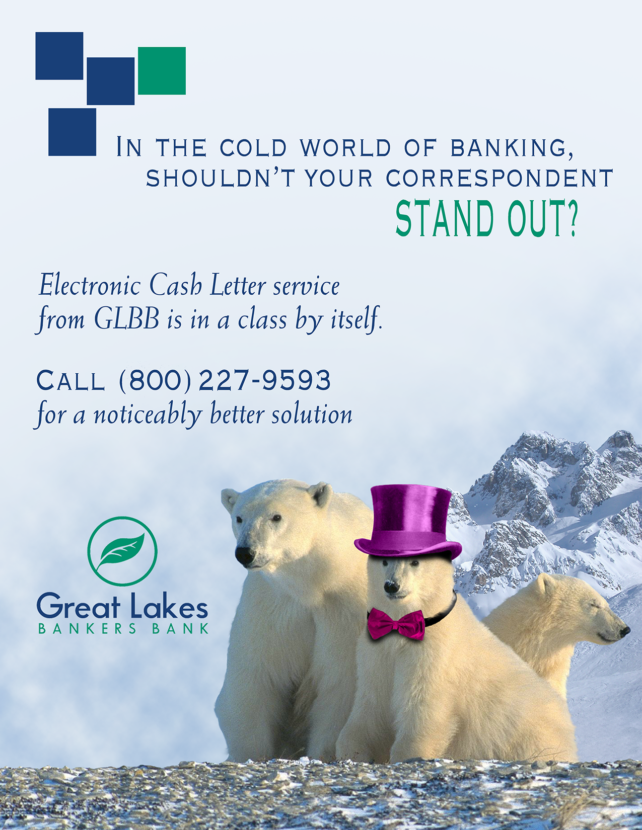 Bank print ad #1 by J-Squared