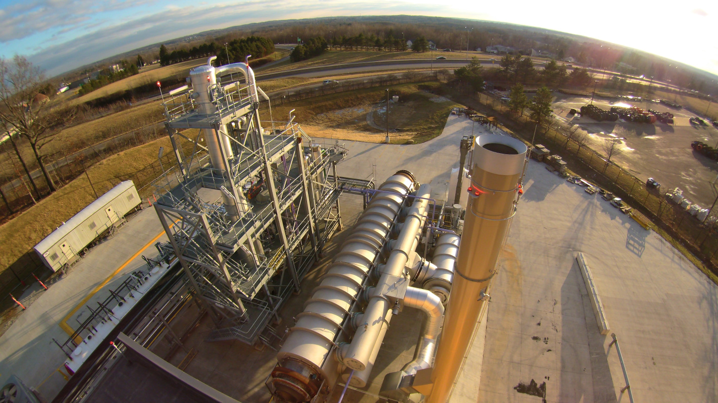 Vadxx Energy Establishes Waste Plastic to EcoFuel™ Facility in Akron